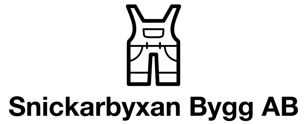 Snickarbyxan Bygg AB